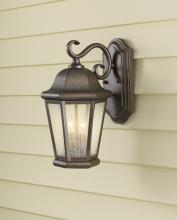 Feiss OL5901CB - 2- Light Wall Lantern