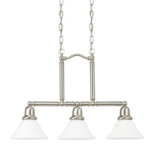 Sea Gull 66061-962 - Three Light Island Pendant