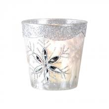 Pomeroy 393129 - Glided Ice Votive Small